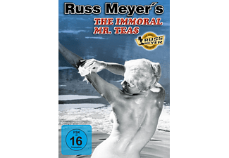 Russ Meyer: The Immoral Mr. Teas - Kinoedition - (DVD)