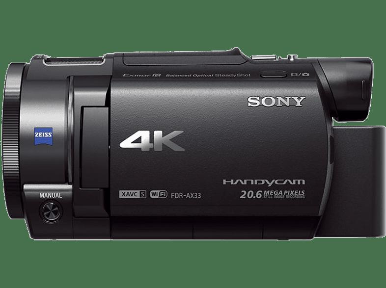 SONY FDRAX33 Black hobby   φωτογραφία βιντεοκάμερες photo   video   offline βιντεοκάμερες