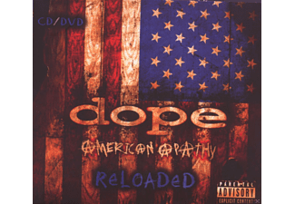 D.O.P.E. - American Apathy Reloaded - (CD + DVD)