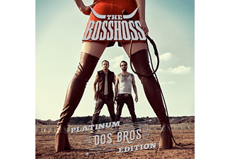 The BossHoss - Dos Bros (Platinum Edition) - (CD)