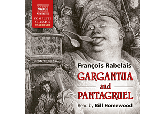 Gargantula and Pantagruel - 31 CD - Hörbuch