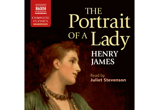 The Portrait of a Lady - 21 CD - Hörbuch