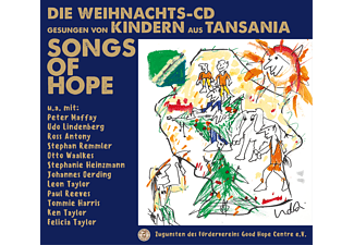 VARIOUS - Songs of Hope - (CD)
