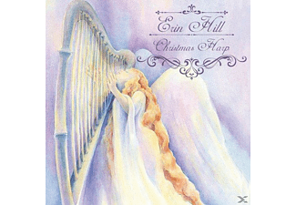 Erin Hill - Christmas Harp - (CD)