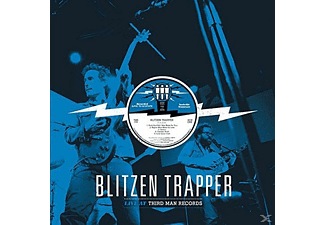 Blitzen Trapper - Live At Third Man Records - (Vinyl)