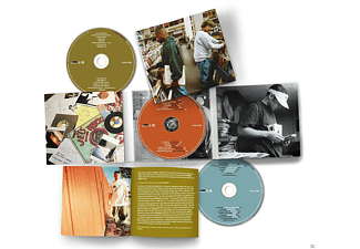 DJ Shadow - Endtroducing (20th Anniversary Edition-3CD) - (CD)