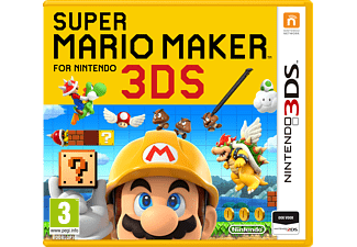 Super Mario Maker | 3DS