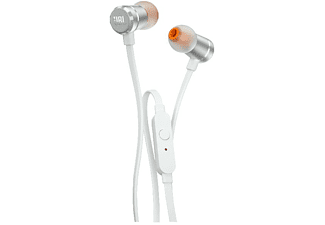 JBL T290 IN EAR ZILVER