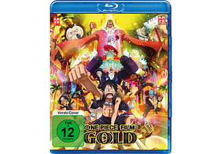 One Piece Movie Gold - Film 12 - (Blu-ray)