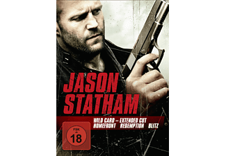 Jason Statham Box [DVD]