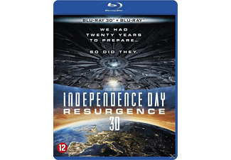 Independence Day - Resurgence - (3D Blu-ray)