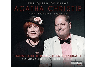 The Queen Of Crime-Agatha Christie - 1 CD - Krimi/Thriller