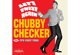Chubby Checker - Let's Twist Again/It's Pony Time (CD)