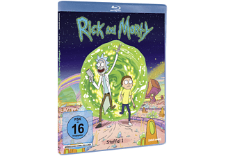 Rick & Morty - Staffel 1 [Blu-ray]