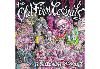 The Old Firm Causals - A Butchers Banquet - (CD)