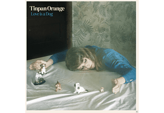 Tinpan Orange - Love Is A Dog - (CD)