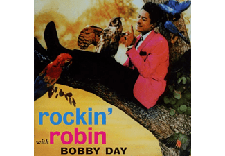 Bobby Day - Rockin' with Robin (CD)