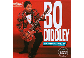 Bo Diddley - His Underrated 1962 L.P. (CD)