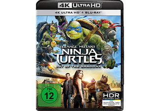 Teenage Mutant Ninja Turtles - out of the Shadows - (4K Ultra HD Blu-ray)