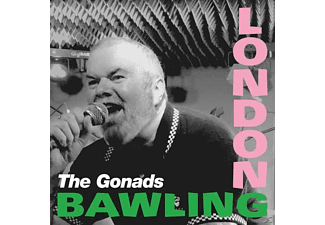 The  Gonads - London Bawling - (CD)