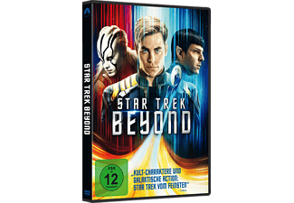 Star Trek Beyond - (DVD)