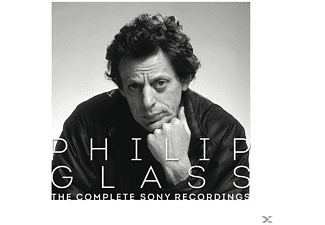 Philip Glass - Philip Glass-The Complete Sony Recordings [CD]