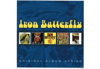 Iron Butterfly - Original Album Series [CD]
