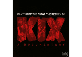 Kix - Can't Stop The Show:The Returnof Kix - (CD + DVD Video)