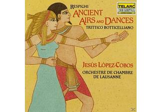 Jesus Cobos - Ancient Airs & Dances - (CD)
