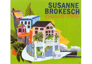 Susanne Brokesch - Emerald Stars - (CD)