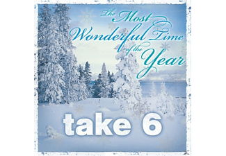 Take 6 - The Most Wonderful Time Of The Year - (CD)