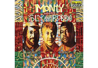 Monty Alexander - Meets Sly And Robbie - (CD)