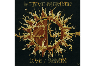 Active Member -  Live/Remix [CD]