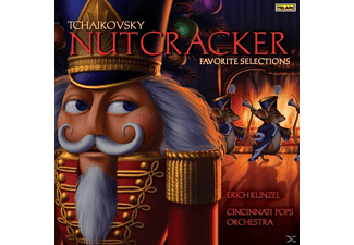 VARIOUS - NUTCRACKER FAVORITE SELECTIONS - (CD)