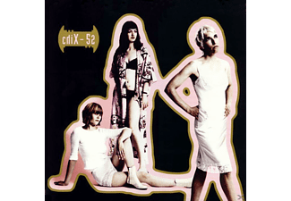 Chicks On Speed - Chix 52 - (Maxi Single CD)