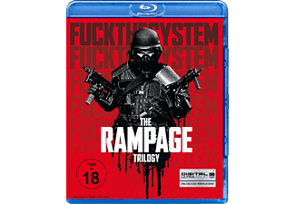 The Rampage Trilogy - (Blu-ray)