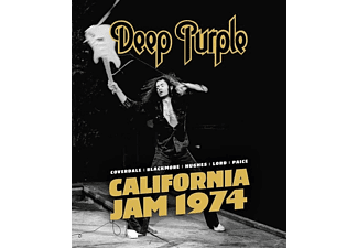 Deep Purple - California Jam 1974 - (Blu-ray)