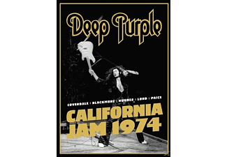 Deep Purple - California Jam 1974 | DVD + Video Album