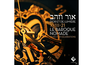 Ensemble Xviii-21 - D'or Et De Lumiere - (CD)