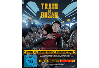 Train to Busan (Limited Edition) - (Blu-ray)