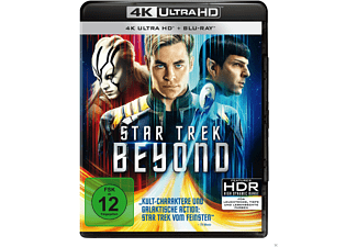 Star Trek - Beyond - (4K Ultra HD Blu-ray)