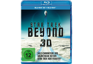 Star Trek Beyond [3D Blu-ray (+2D)]