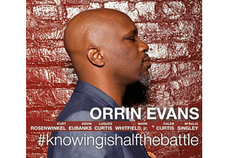 Orrin Evans, VARIOUS - Knowingshalfthebattle - (CD)