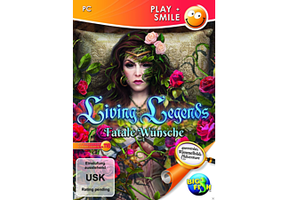 Living Legends - Fatale Wünsche - PC