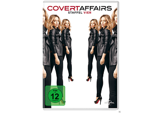 Covert Affairs - Staffel 4 [DVD]