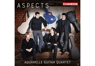 Aquarelle Guitar Quintet - Aspects - (CD)