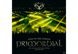 Primordial - Gods To The Godless (Live at BYH 2015) - (Vinyl)