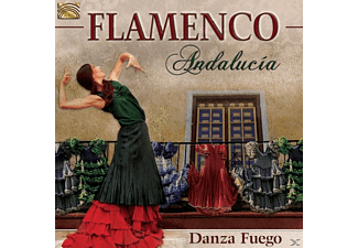 Danza Fuego - Flamenco Andalucia - (CD)