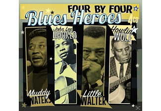 Blues Heroes (cdx4) - Blues Heroes (CDx4) - (CD)