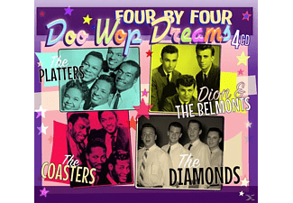 Doo Wop Dreams (cdx4) - Doo Wop Dreams (CDx4) - (CD)